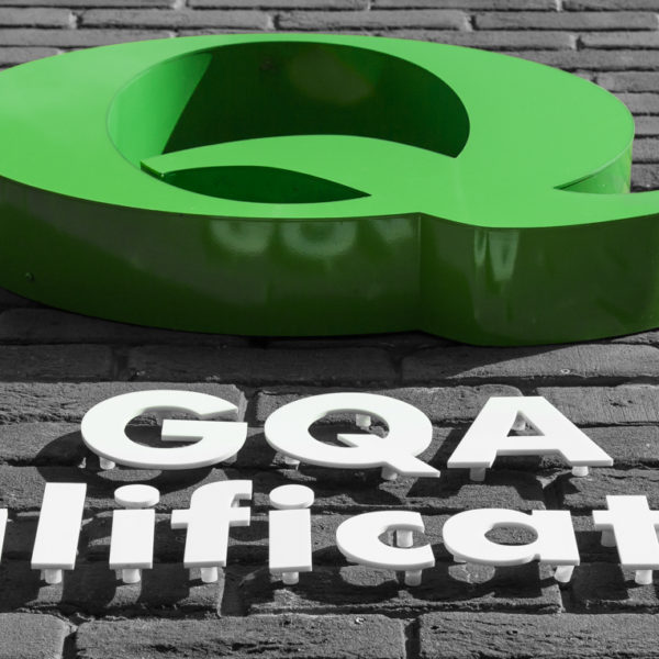 GQA Qualifications is 20 years old in January 2022 – this is our story