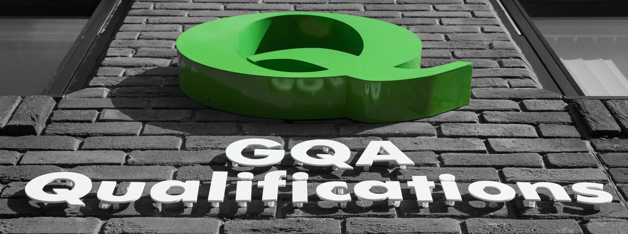 Quality through Qualifications   GQA Qualifications