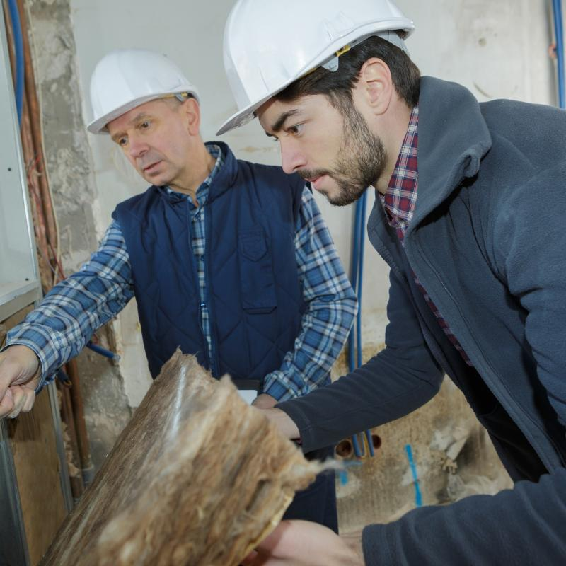 Rehabilitating people to support a skilled workforce image